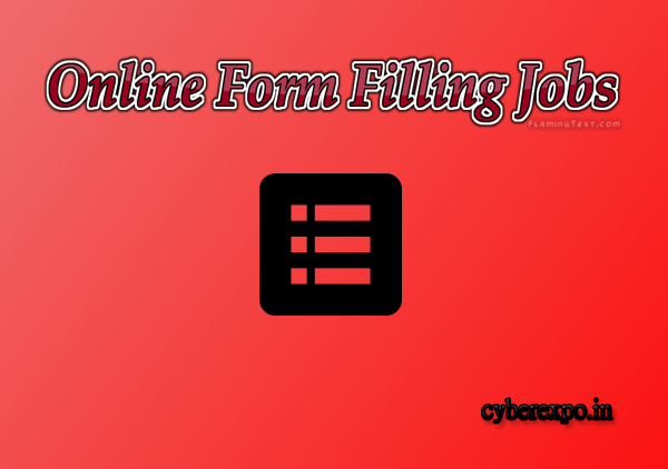 Online Form Filling Jobs Daily Bank Payment Rs 1 Reg Fees