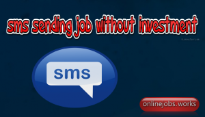 Ultimate Solution for SMS sending jobs without investment!