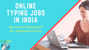 Online Typing Jobs in India for Students FREE Registration – Daily Payment