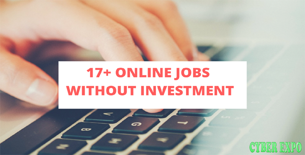 online jobs from home without investment online jobs without investment from home for students